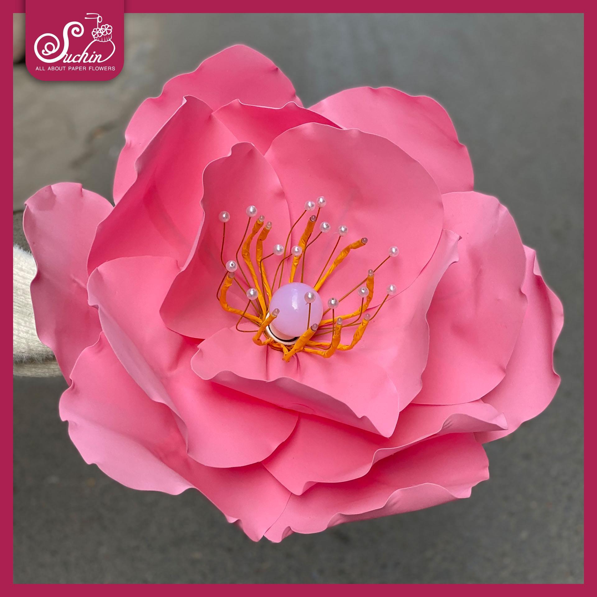 Mẫu hoa đào trang trí sự kiện ấn tượng