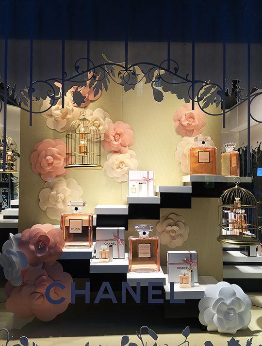 Ý tưởng decor cửa hàng mỹ phẩm theo phong cách Hàn Quốc