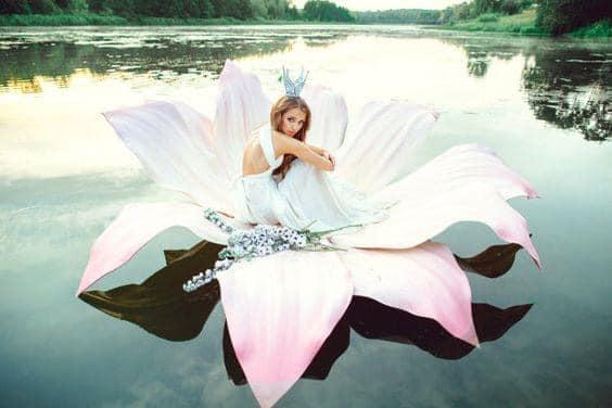 Bí quyết chụp ảnh trên mặt nước siêu nghệ thuật