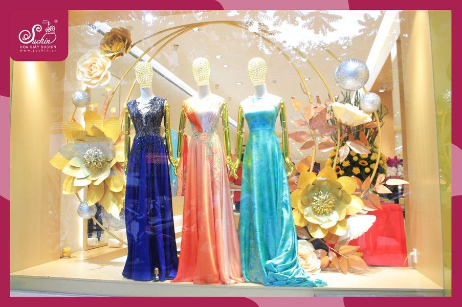 5 điều quan trọng khi trang trí cửa hàng thời trang bạn cần biết