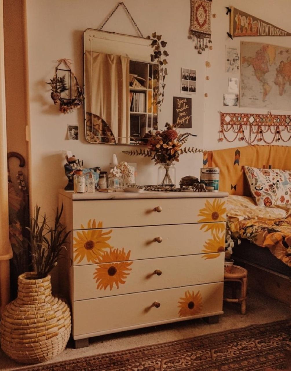 Top 5 trang trí phòng trọ đẹp, kinh phí chưa tới 500K bằng đồ handmade