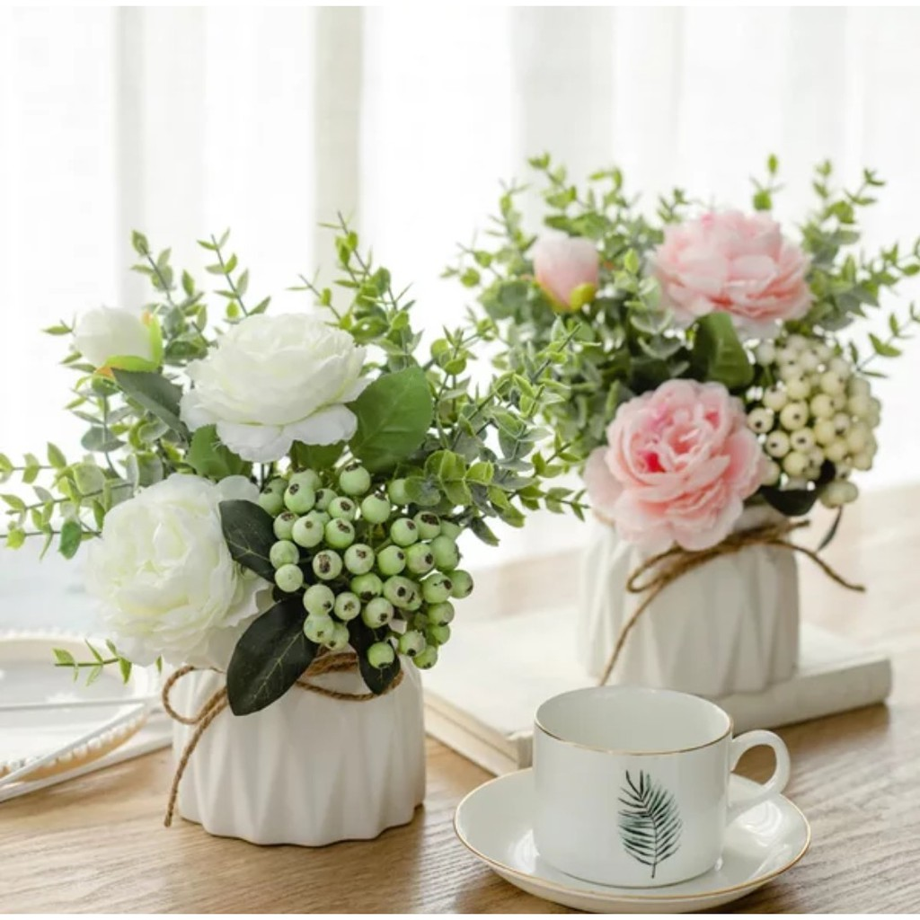 Cách làm 5 loại hoa bằng giấy nhún hết sức đơn giản mà đẹp
